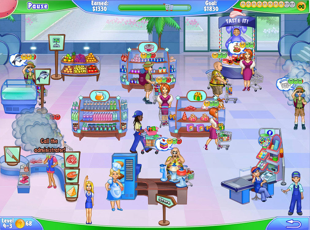 Supermarket Management 2 HD