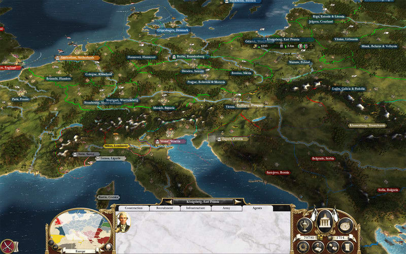 Télécharger Empire Total War Pc gratuit : Mega - Uptobox ...