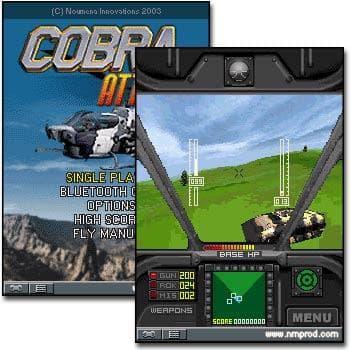 MGS Cobra Attack (UIQ)