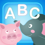 ABCAnimals Alphabet Game - Learn the Alphabet