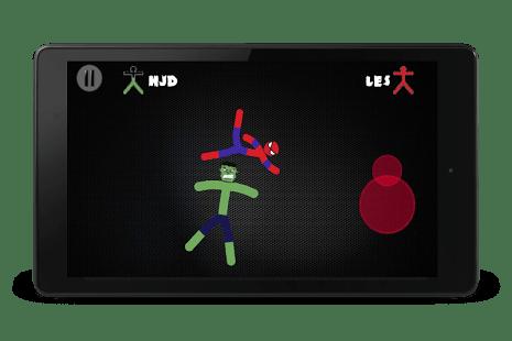 Stickman Warriors 4 Onling Mode Epic Fight