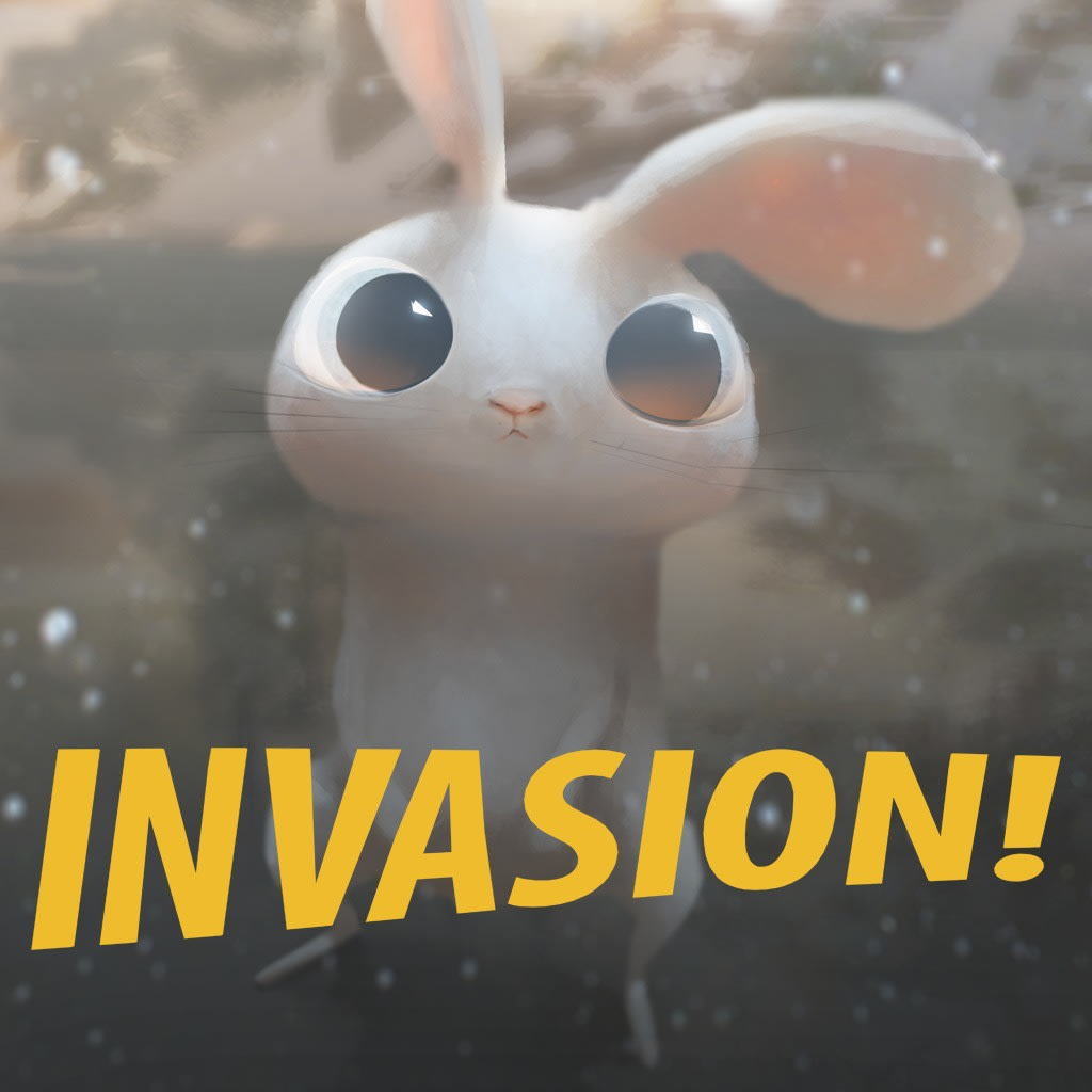 INVASION! PS VR PS4