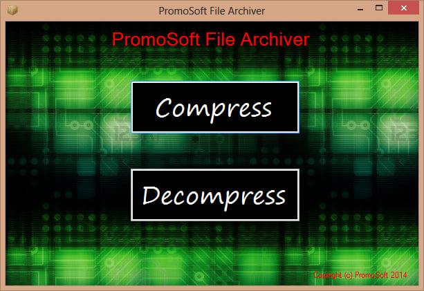 File Archiver