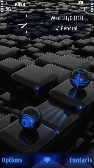 BlueSheen Theme
