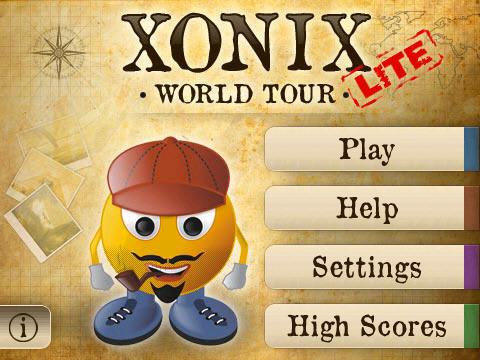 Xonix World Tour LITE