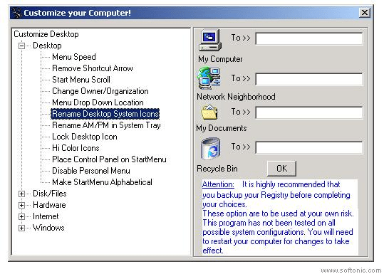 Desktop Magician