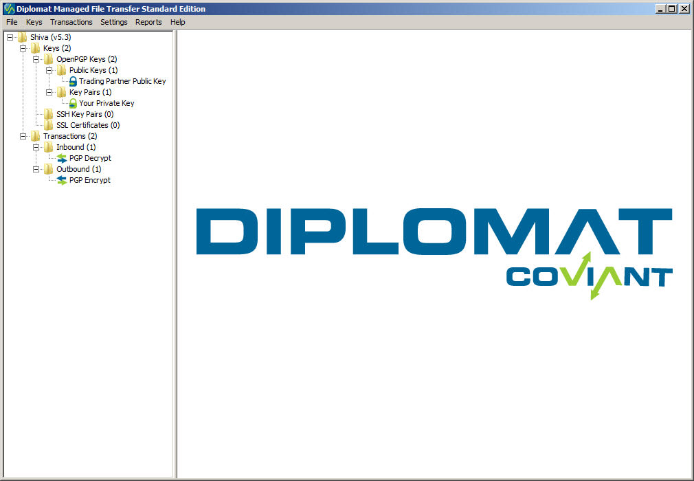 Diplomat OpenPGP Community Edition