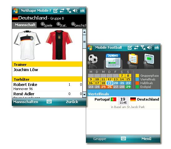 Mobile Football