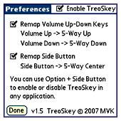 TreoSkey