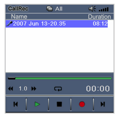 CallRec