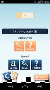Crucigramas juego de palabras