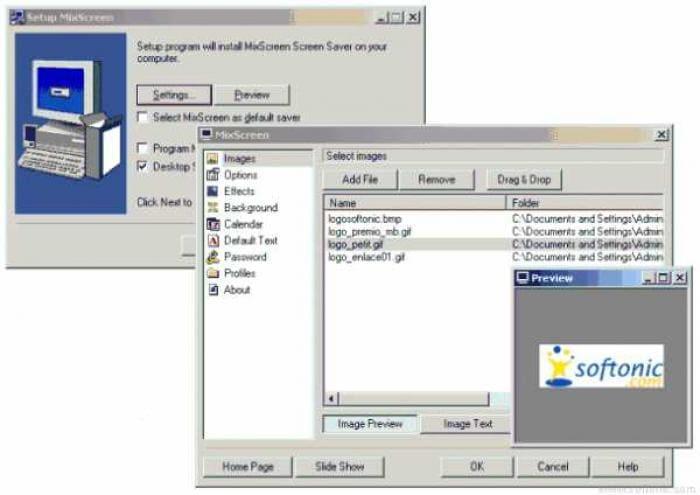 MixScreen