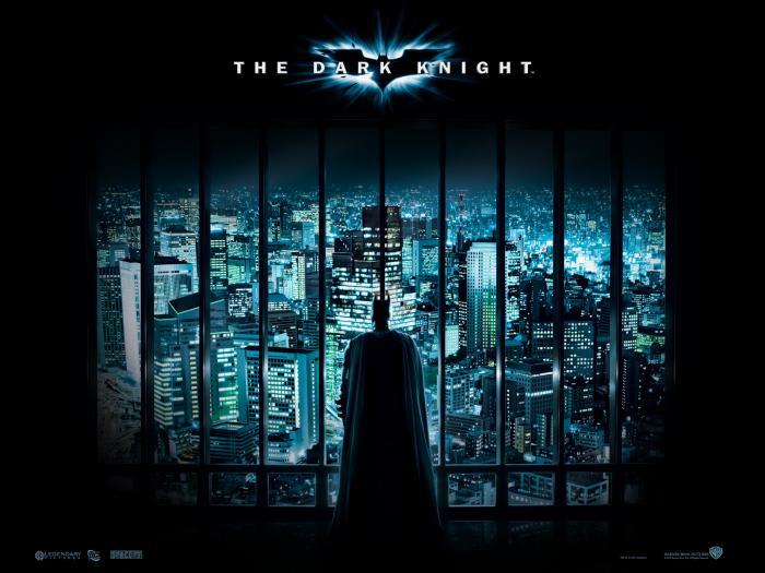Fond d'écran - The Dark Knight (1)
