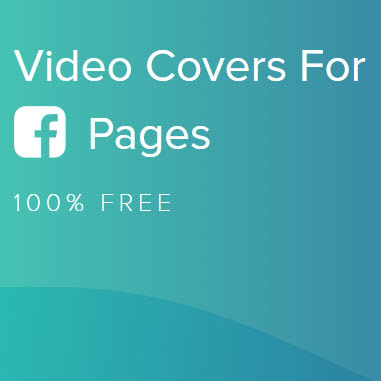 Video Covers for Facebook Pages