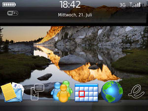Tema Vista Lake Bold 9700