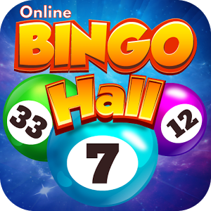 Online Bingo Hall-Card Players