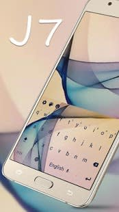 Keyboard for Samsung J7