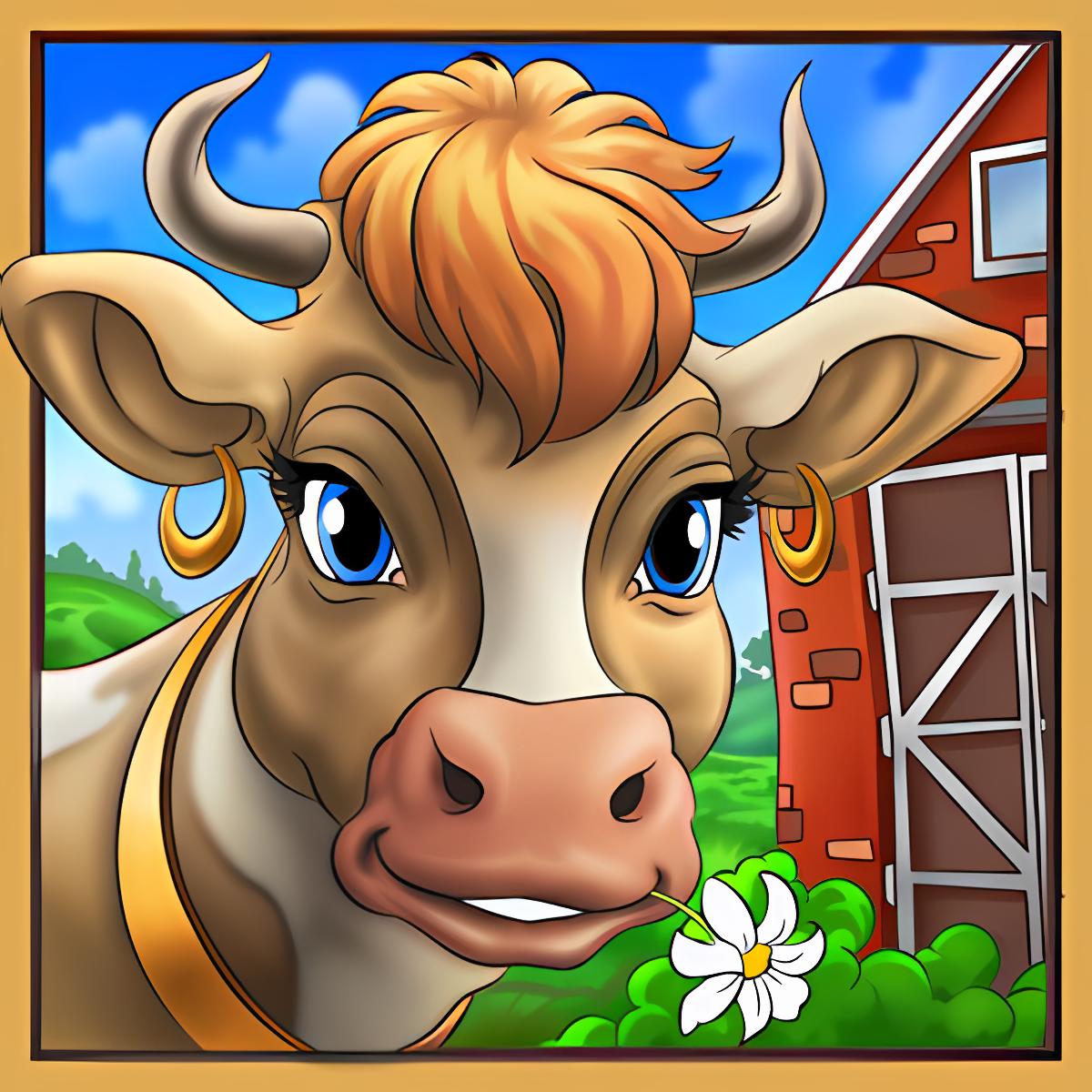 Farm Frenzy: Happy Village near Big Town