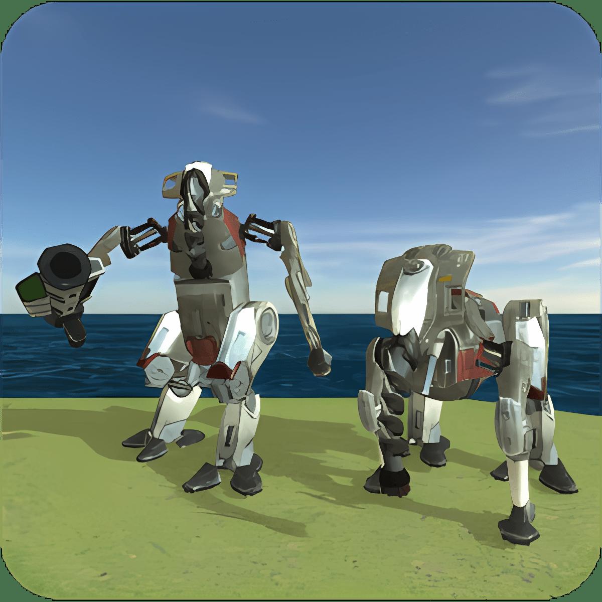 Robot Mammoth 1.0