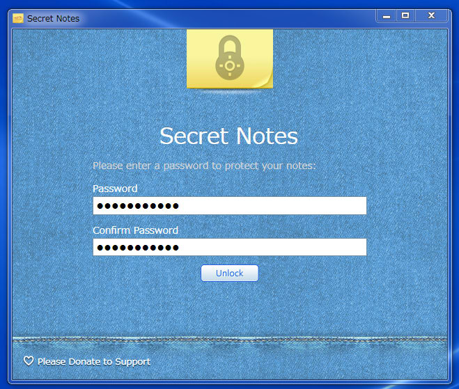 Secret Notes