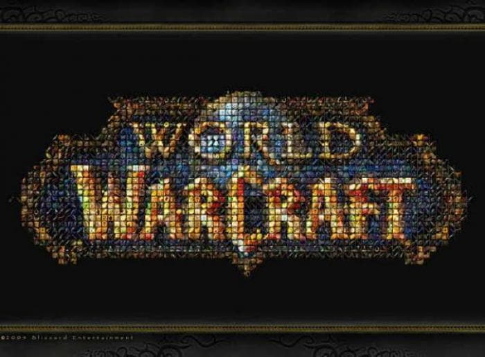 World of Warcraft Mosaic Wallpaper