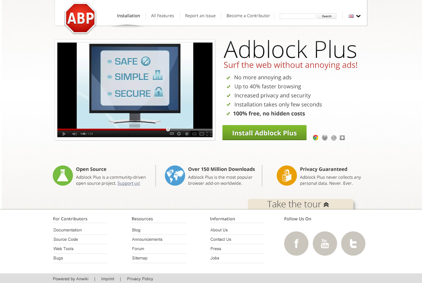 Download Adblock Plus For Microsoft Edge