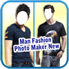 Man Fashion Photo Maker New