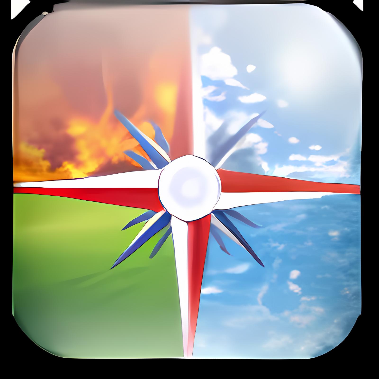 Elements Weather Forecast voor Windows 10