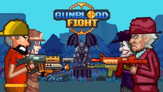 Gun Blood Fight