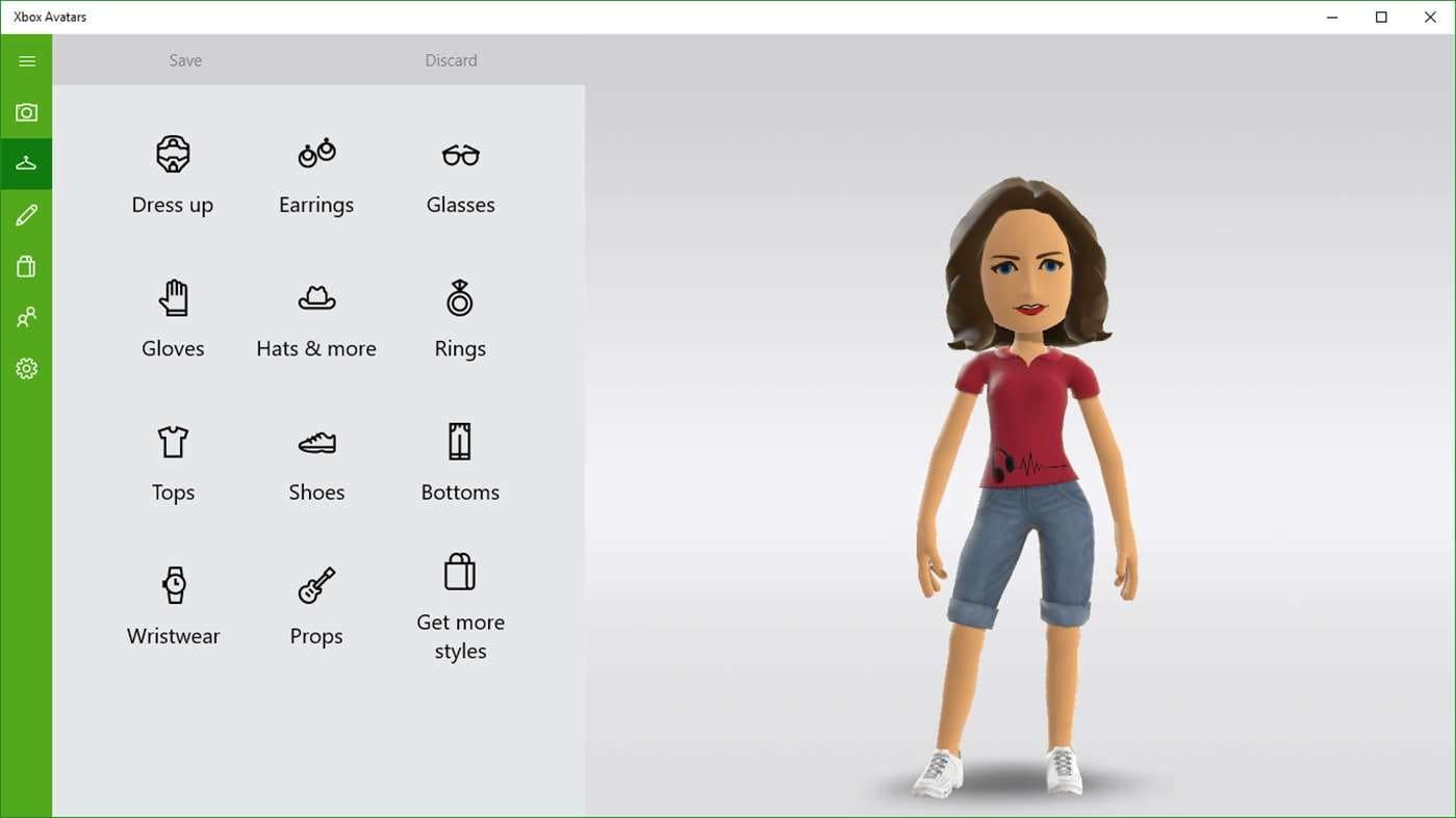 Xbox Avatars