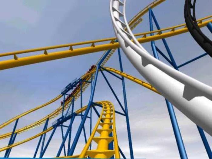 NoLimits Rollercoaster Sim