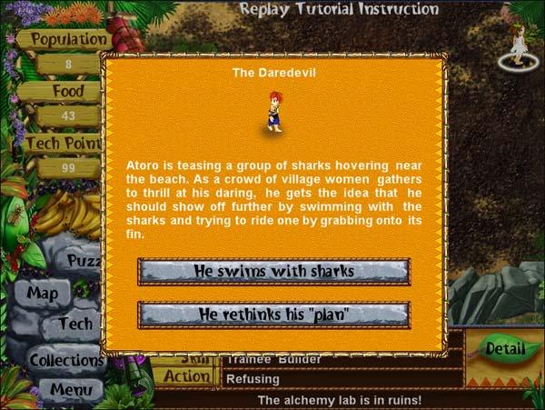 Virtual Villagers 3 – The Secret City