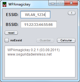 WPAMagickey para Windows