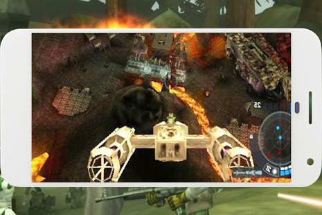 Star Battlefront Wars Aliens Fighting