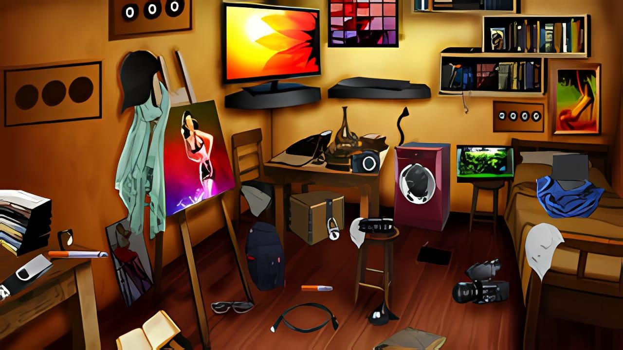 815 Bachelor Room Escape