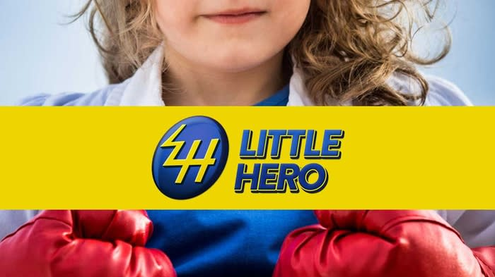 Little Hero App