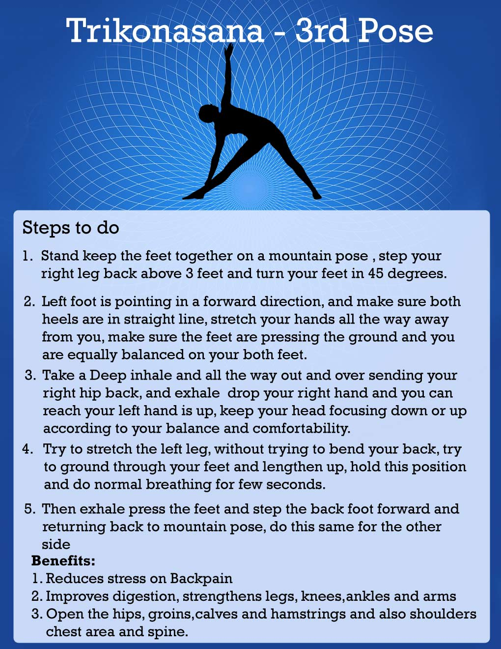 Back Pain Relief Yoga Poses