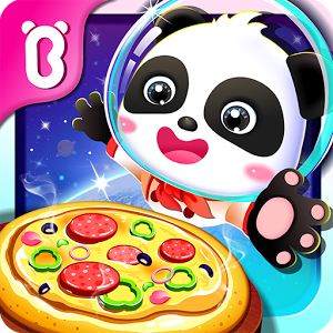Baby Panda Robot Kitchen - Game For Kids