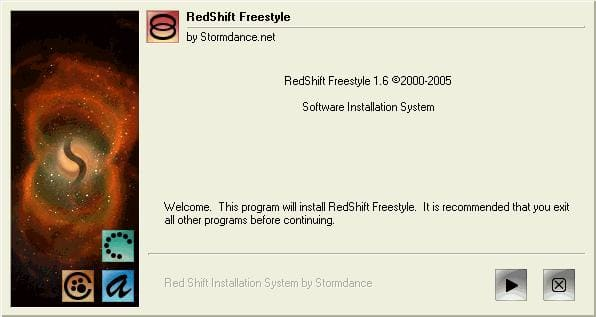 RedShift Freestyle