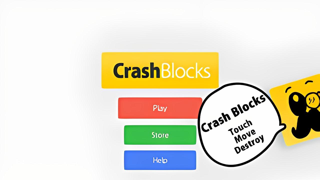 Crash Blocks Game