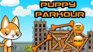 Puppy Parkour