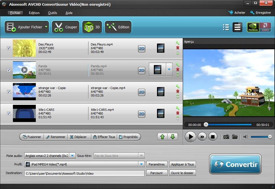 Aiseesoft AVCHD Video Converter