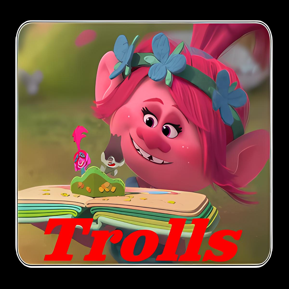 Song & Lyrics Trolls OST