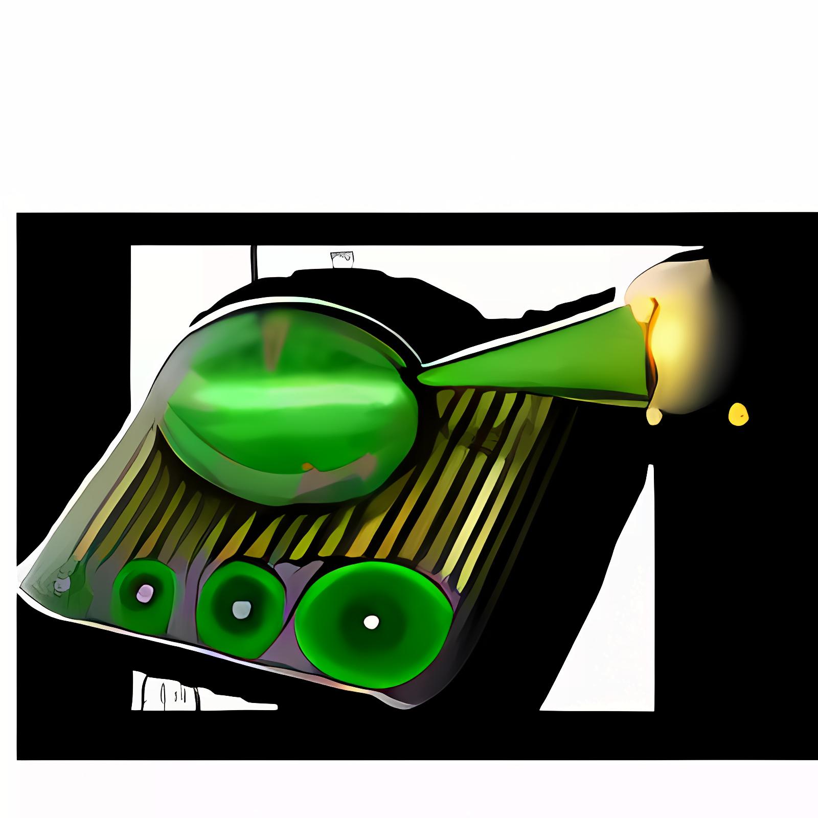 Atomic Tanks Portable
