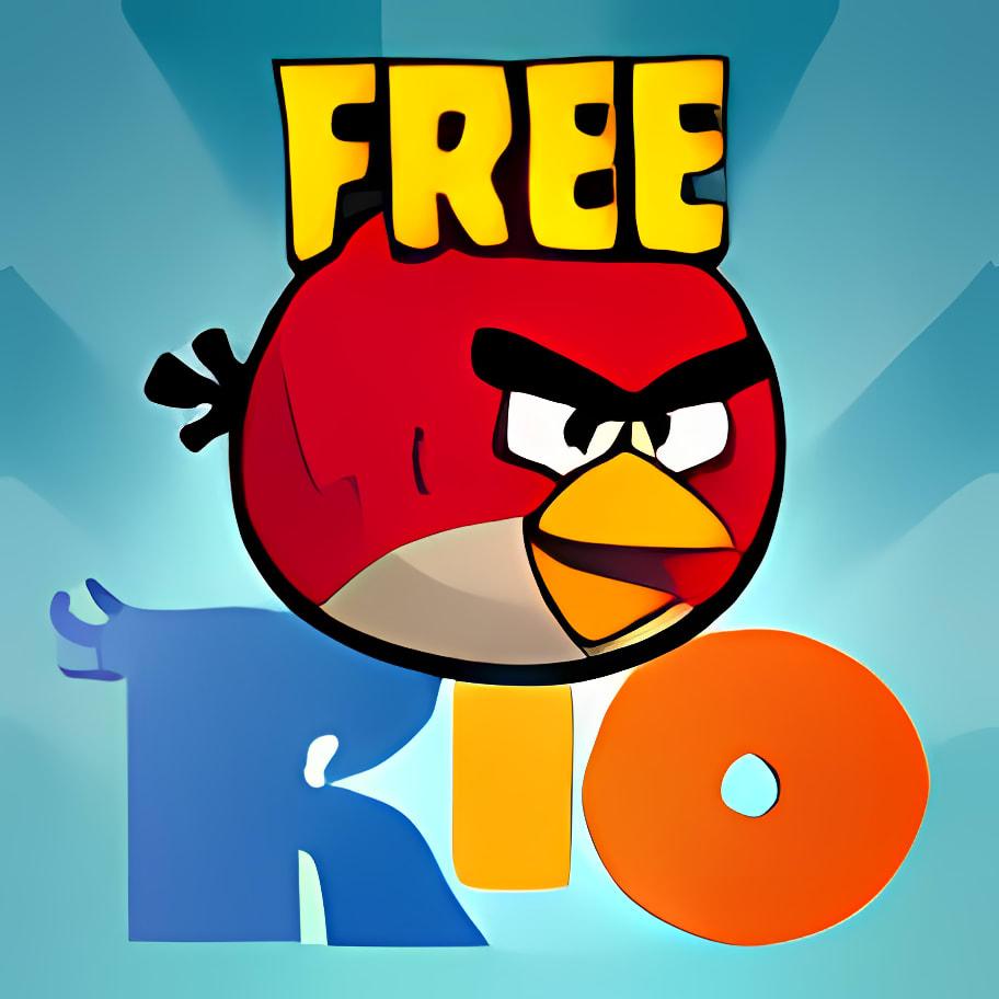 Angry Birds Rio Free 1.0.0