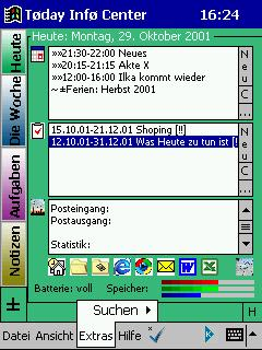 Today Info Center