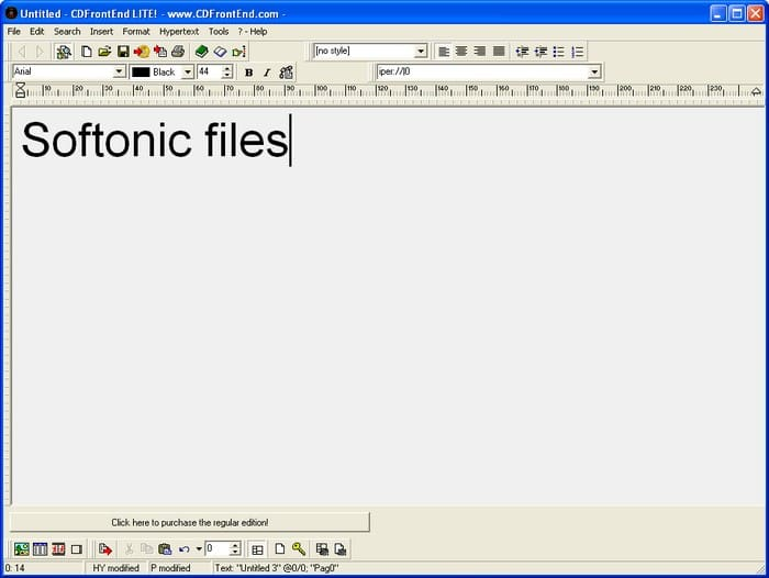 CD FrontEnd