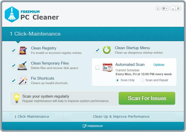 Free Computer Cleaner