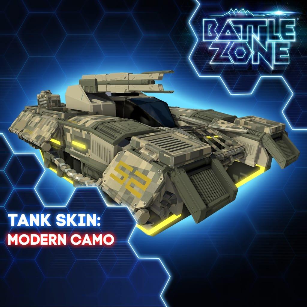 Modern Camo Tank Skin PS VR PS4