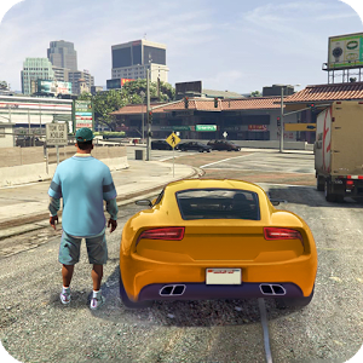 Vegas crime city simulator 1.0.4